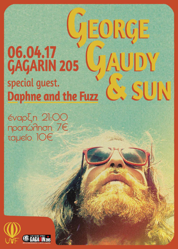 George Gaudy & Sun 2017